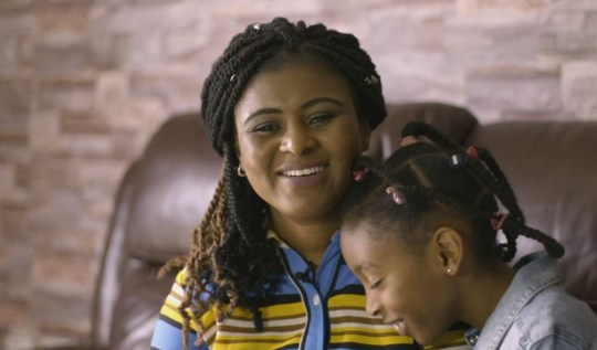 Living with two vaginas Elizabeth Amoaa, 36, of Walsall, was finally diagnosed with Uterus Didelphys in 2015 ? five years after her daughter was born.
