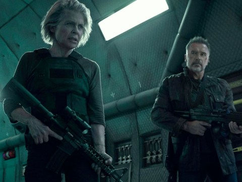 When is Terminator Dark Fate out in the UK, what is the age rating and what number Terminator film is it?