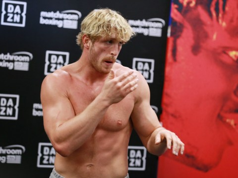 Logan Paul shows off gruesome boxing injury ahead of KSI rematch