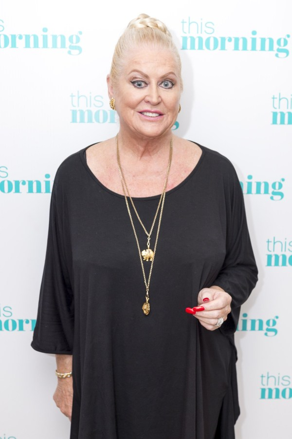 Editorial use only Mandatory Credit: Photo by Ken McKay/ITV/REX (9083584aa) Kim Woodburn 'This Morning' TV show, London, UK - 26 Sep 2017 'DON?T YOU DARE CALL ME DARLING...' Or babe? or sweetheart. That?s the message from Beth Bellamy who is now boycotting her local Tesco in protest after being called ?darling? by female workers in her local supermarket. Beth claims the terms are ?patronising? and ?offensive?. So what do our debaters think of it? Kim Woodburn is ?outraged lovey? and says this is a sad world we?re living in, whilst feminist Kate Smurthwaite says she agrees with Beth and says it?s over familiar and rude. Let battle commence.