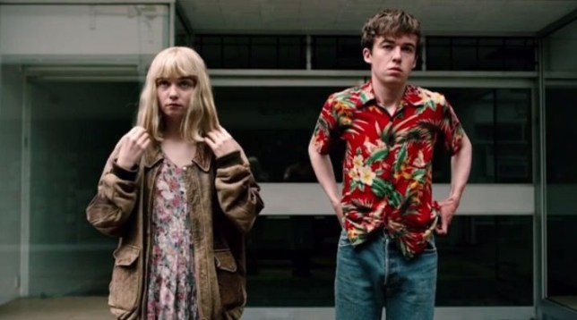 La bande-annonce Fin Of The F ** King World vient de tomber