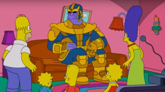 Kevin Feig and Russo Brothers to star in Avengers themed Simpsons episode