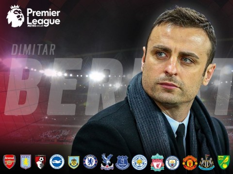 Dimitar Berbatov's Premier League predictions including Arsenal, Chelsea, Man Utd & Liverpool