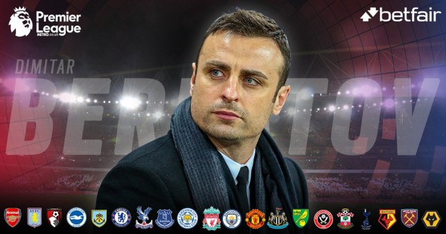 Dimitar Berbatov previews a big weekend on Premier League action including the Manchester derby