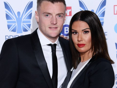 Rebekah Vardy thanks husband Jamie for 'faith, trust and loyalty' amid Coleen Rooney drama