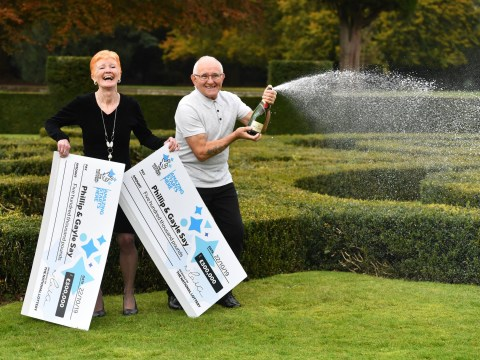 Lucky couple win £500,000 Thunderball jackpot twice in same draw