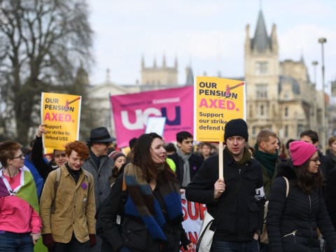 Over a million students face disruption as university staff back strike action