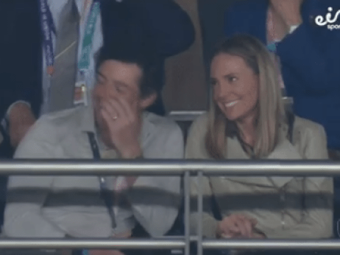 Rory McIlroy laughs at Ireland team during New Zealand humiliation