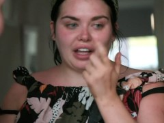 Scarlett Moffatt close to tears over cultural differences on The British Tribe Next Door