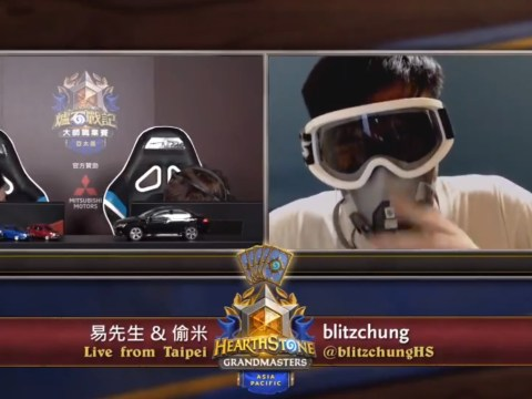 Blizzard takes back Hearthstone winner's money for supporting Hong Kong protesters