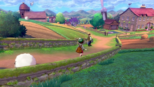 Pokémon Sword and Shield hands-on preview – gigantic fun