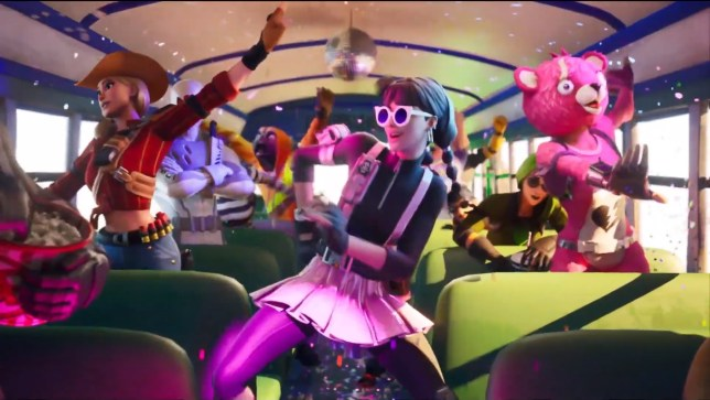 The Fortnite party is about to restart