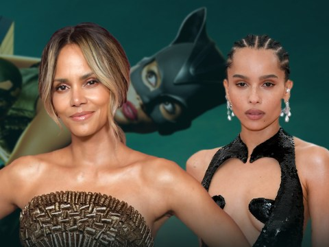 Halle Berry breaks silence on Zoe Kravitz becoming the new Catwoman: 'Welcome to the family'