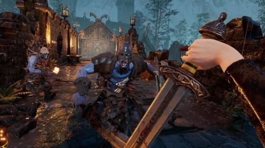 Asgard's Wrath screenshot