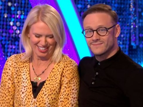 Strictly Come Dancing's Anneka Rice nearly has second phone mishap with Kevin Clifton
