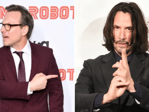 Christian Slater regrets not taking Bram Stoker's Dracula role over Keanu Reeves: 'Ego is a dangerous thing'