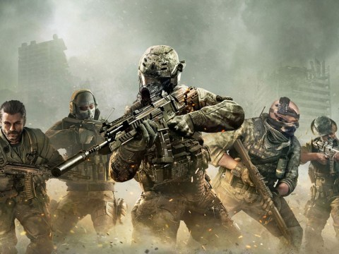 Call Of Duty: Mobile out now for free – includes battle royale and Zombies
