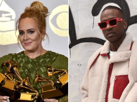 Adele is 'dating Skepta following her divorce' from ex Simon Konecki