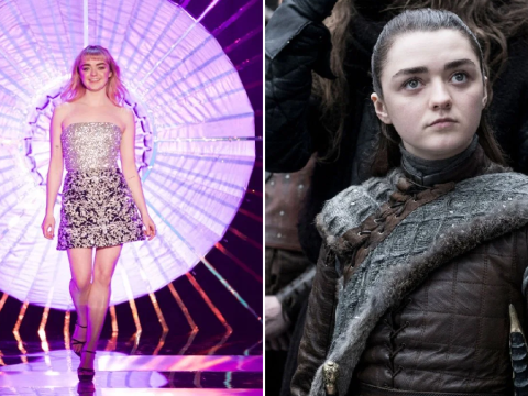 Game Of Thrones' Maisie Williams 'felt horrible and ashamed' having to bind her boobs to play Arya Stark