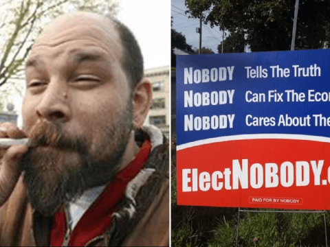 Man named 'Nobody' ran for mayor claiming 'Nobody tells the truth'