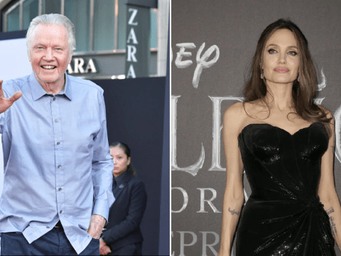 Jon Voight appreciative to spend just five minutes with daughter Angelina Jolie