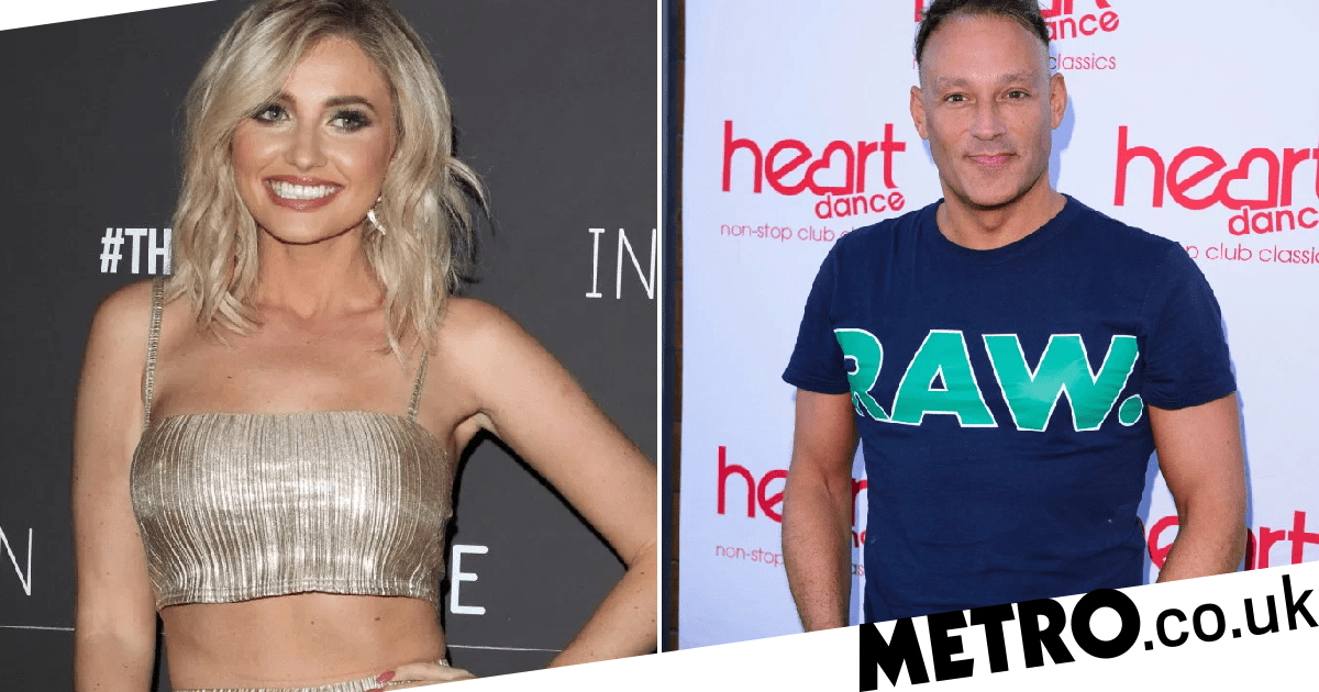 Amy Hart laughs off Toby Anstis romance claims: 'He's same age as my mum'