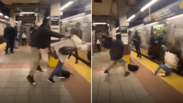 Dekalb Station, NYC Subway