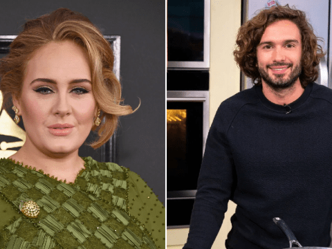Adele's 'three-stone' weight loss 'down to Body Coach star Joe Wicks'