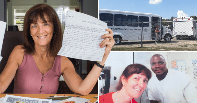 Woman has spent more than £8000 flying around the world to meet convicted killers on death row