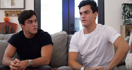 Dolan Twins (Ethan and Grayson)