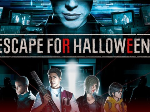 Resident Evil: Escape For Halloween game is really difficult and a bit naff