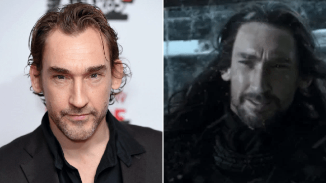 Amazon's Lord Of The Rings TV series cast Game Of Thrones star Joseph Mawle as villain