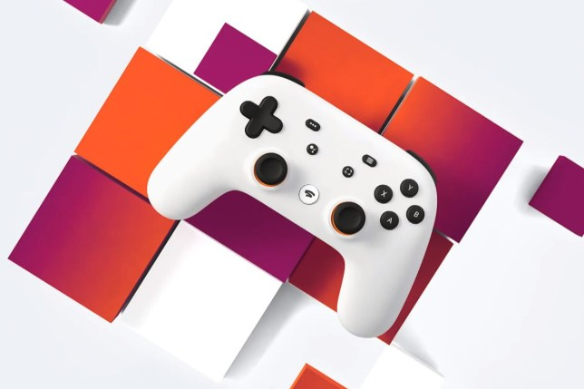 Stadia doesn't support mobile networks, wireless controller isn't actually wireless