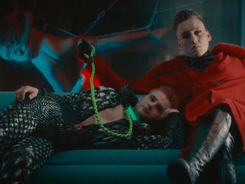 Hatari explore sexual repression and toxic masculinity with new single Filthy Boy