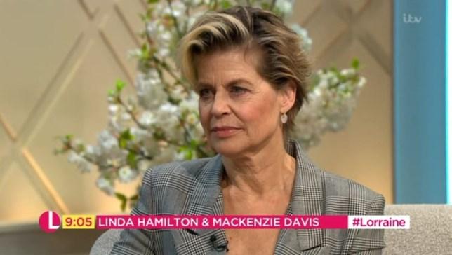 Linda Hamilton given 'fake bottom' for Sarah Connor return in Terminator: Dark Fate