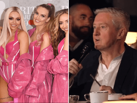 Louis Walsh riles Little Mix fans as he admits 'world needs a new girl band' on X Factor: Celebrity
