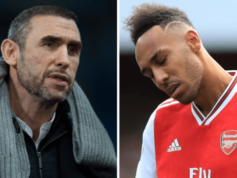 Arsenal legend Martin Keown criticises Pierre-Emerick Aubameyang after victory over Bournemouth