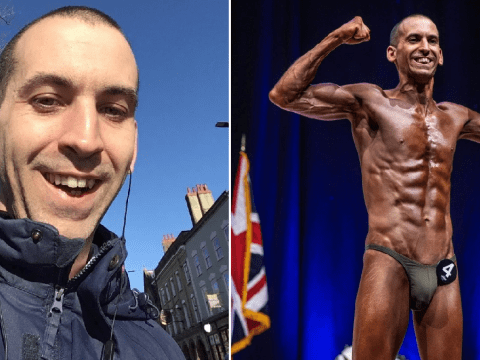 Man with cerebral palsy becomes elite bodybuilder to prove 'anything is possible'