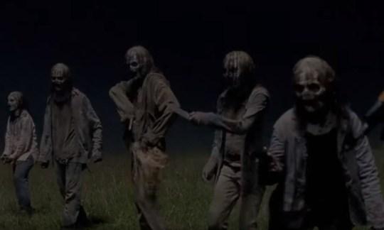 Whisperers The Walking Dead