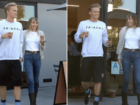 Miley Cyrus and Cody Simpson all smiles on coffee date after Liam Hemsworth goes public with new girlfriend