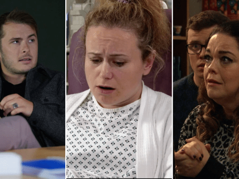 10 soap spoilers this week: A big secret in EastEnders, a birth in Coronation Street, Emmerdale scam