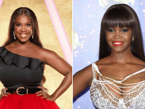 Strictly Come Dancing sisters Oti and Motsi Mabuse up against each other at National Television Awards 2020