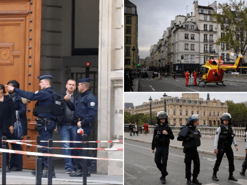 Paris knifeman who fatally stabbed four people was 'trusted' deaf IT worker