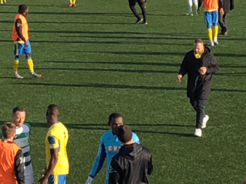 Racist abuse forces abandonment of Haringey vs Yeovil FA Cup tie