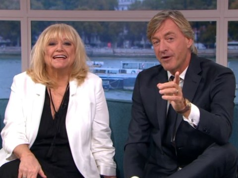 Richard Madeley and Judy Finnigan return to This Morning after 18 years with Vanessa Feltz throwback