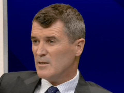 Roy Keane 'disgusted' as Manchester United players hug Liverpool rivals in Old Trafford tunnel