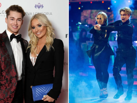 Strictly's Saffron Barker and AJ Pritchard admit struggles as crippling back injury halted rehearsals