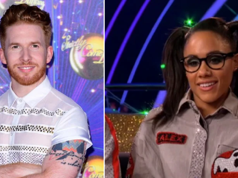 Strictly Come Dancing's Neil Jones 'could miss next week' as Alex Scott gives update