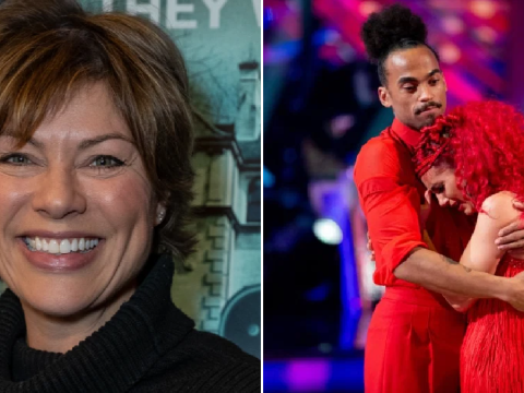 BBC newsreader Kate Silverton apologises for spoiling Strictly Come Dancing elimination result