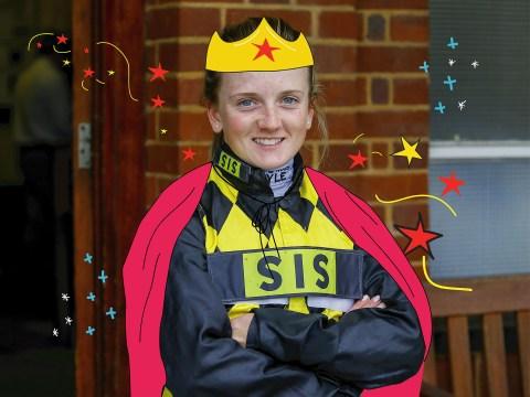 Strong Women: 'Female jockeys are just as good as men'